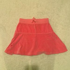 Lilly Pulitzer Terrycloth Pink Skirt